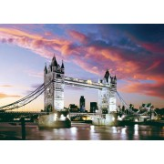 Puzzle Castorland - Tower Bridge, London, England, 1000 piese