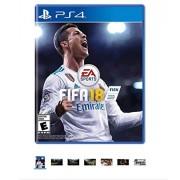 EA Sports FIFA 18 PS4
