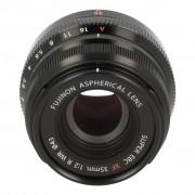 Fujifilm 35mm 1:2.0 XF R WR negro - Reacondicionado: como nuevo 30 meses de garantía Envío gratuito