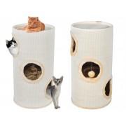 Játékkészlet macskák számára, 70 cm-es , bézs színű