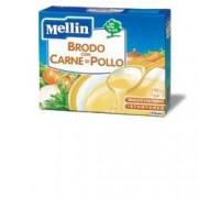 MELLIN SpA Mellin Brodo Pollo 10bustx5g