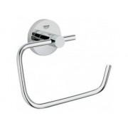 Suport hartie igienica, Grohe Essentials fara aparatoare -40689001