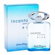Salvatore Ferragamo Incanto Blue eau de toilette 100 ml Uomo