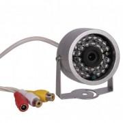 Grantek Camera de Vidéo Surveillance Etanche Infrarouge