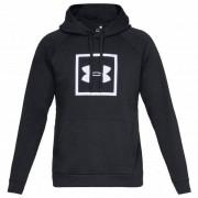 Under Armour - Rival Fleece Logo Hoody - T-shirt technique taille L, noir