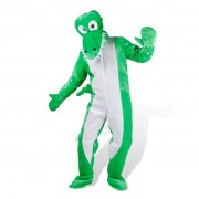 vidaXL Карнавален костюм крокодил размер XL-XXL