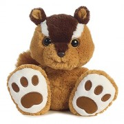 Aurora World Taddle Toes Nutsy Chipmunk Plush