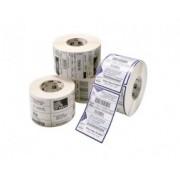 Role de etichete perforate Zebra Z-Select 2000T hartie normala 102x25mm 2580 et./rola
