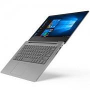 Лаптоп Lenovo IdeaPad UltraSlim 330s 14.0 инча, IPS FullHD Antiglare i3-8130U up to 3.4GHz, 8GB DDR4, 256GB m.2 SSD, Backlit KBD, USB-C, 81F401C6BM