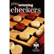 Play Winning Checkers: Official Mensa Game Book (W/Registered Icon/Trademark as Shown on the Front Cover), Paperback/Peter Gordon