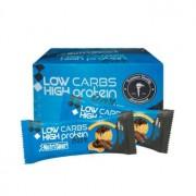 LOW CARBS HIGH PROTEIN BAR 16 Barritas de 60g Brownie