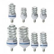 Bec LED SMD Spiralat 5W Alb Rece 6400K Soclu E14 UB60211