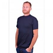 Alan Red T-Shirt Virginia Blue