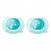AVENT laža sthr soft 6-18m 4055 ( 2kom) za decaci deco SCF226/22