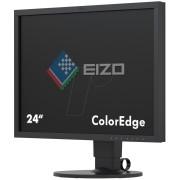 EIZO CS2420-BK - 61cm Monitor, Pivot, schwarz, EEK B