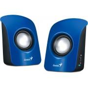 Zvučnici Genius SP-U115, 1.5W, USB, plavi