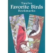 Favorite Birds Bookmarks