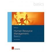 Human Resource Management Basics Second Edition par Caers & Ralf