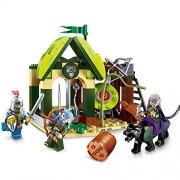 Generic Enlighten Building Block War Castle Knights Elfin Blocks 112pcs Educational Bricks Toy Boy Gift