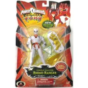 Power Rangers Jungle Fury Action Figure Jungle Master Rhino Ranger