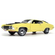 1/18 1970 Ford Torina Cobra Yellow Hemmings