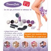 Mini spa profesional cu cristale - Derma Seta