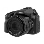 Panasonic Cámara Compacta PANASONIC DMC-FZ2000EG (Negro - 20.1 MP - ISO: 80 a 25600 - Zoom Óptico: 20 x)