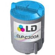 """""""Toner Samsung Compatível CLP-300 Azul"""""""