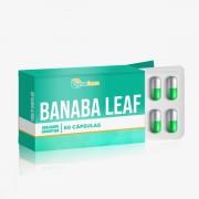 Banaba Leaf (Lagerstroemia Speciosa) 250mg 60 Cápsulas