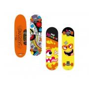 Placa skateboard 70 cm cu roti din PVC Free Style