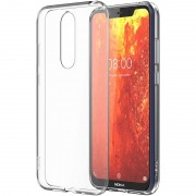 Nokia 8.1 Clear Case CC-181, прозрачен