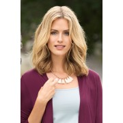 Womens Multiple Tassel Necklace - Gold