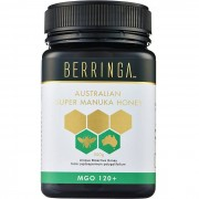 Berringa Super Manuka Active Mgo 120+ (500g)