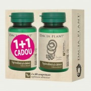 DACIA PLANT SPIRULINA CU CATINA 1+1 PROMO