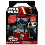Star Wars Shrink N Play Activity Play Set