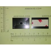 Ресет чип Black, 12K, за Kyocera FS 2000