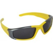 FOX MICRO Round Sunglasses(For Boys)