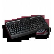 Tipkovnica Logitech MK330, Wireless Combo, tipkovnica + miš, USB