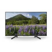"Televizor LED Sony BRAVIA KD65XF7005, 164 cm (65""), Ultra HD 4K, Smart TV, X-Reality™ PRO 4K, Linux, Clasa energetica A+, Negru"
