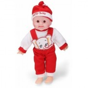 atorakushon Baby Stuffed Soft Plush Toy and Love Girl Boy Happy Baby Boy Birthday Gift for Kids