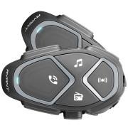 Interphone Avant Bluetooth Paquete doble del sistema de comunicación