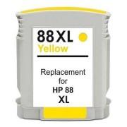 Italy's Cartridge CARTUCCIA HP 88XL GIALLA COMPATIBILE PER HP K5400X,K550X,L7400 L7480 L7580 C9393A CAPACITA' 28ML