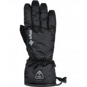 KILPI Unisex lyžařské rukavice MIKIS-U JU0161KIBLK Černá S