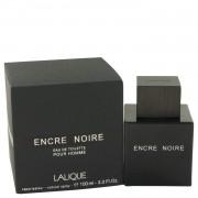 Encre Noire by Lalique Eau De Toilette Spray 3.4 oz