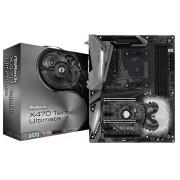 Asrock X470 Taichi Ultimate AMD Promontory X470 Chipset AM4 Socket Motherboard