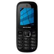 Multilaser Celular Multilaser UP 3G com 2 Chips Bluetooth Mp3 3G MMS - P9017 P9017