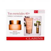 Clarins Extra Firming crema giorno per il viso per pelle secca 50 ml donna scatola danneggiata