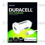 Duracell Billaddare 12v Apple iPhone 5s/6