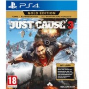 Just Cause 3 Gold Edition, за PS4