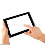 Touch Screen pentru ipad ipad Air 2 ipad 6 negru cu buton home si cip IC